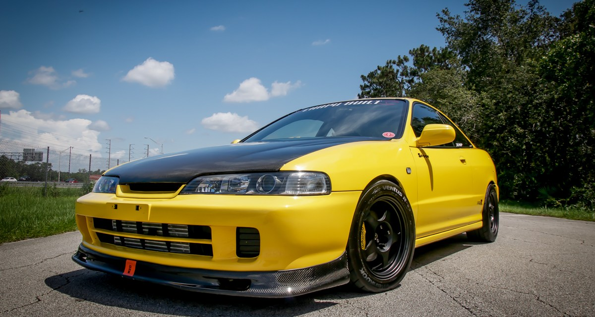 Damn These Things are Fast | Honda Integra GSR