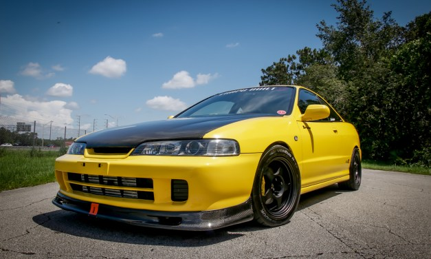 Damn These Things are Fast | Honda Integra GSR
