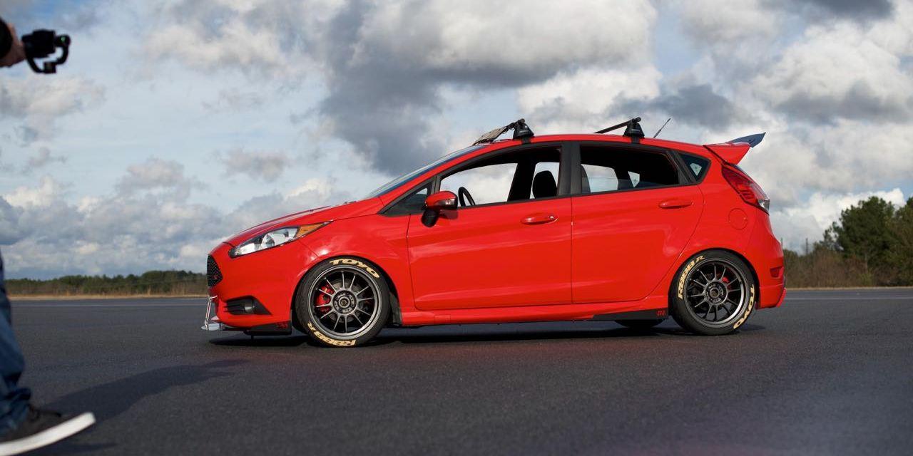 Fiesta St Aero By Vega Modified S3 Magazine