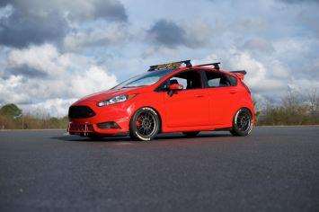 Fiesta ST Vega