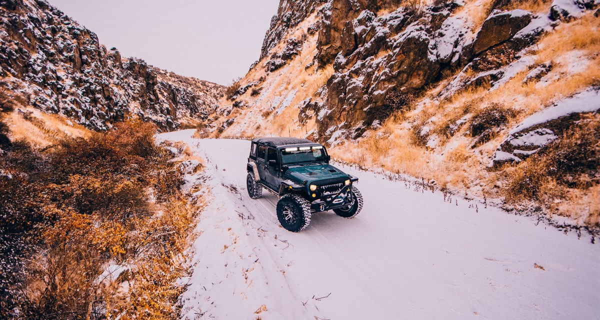 How to Avoid Getting Stuck When You Go Off-Road