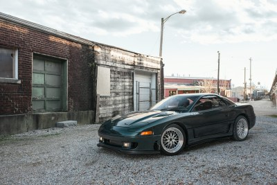 LS-swapped, turbocharged 3000GT… w/ fogs!!