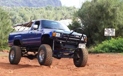 Haukulamai – 1985 Toyota Pickup Reg Cab Longbed