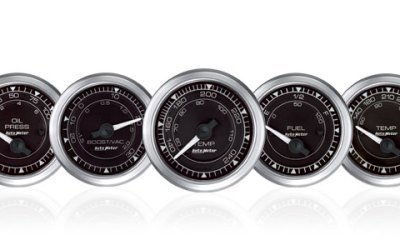 New Additions to the Chrono Series by AutoMeter
