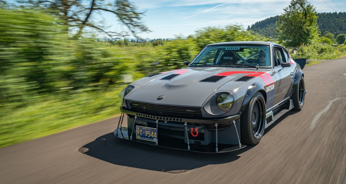 InZane in the Membrane: Datsun 240Z