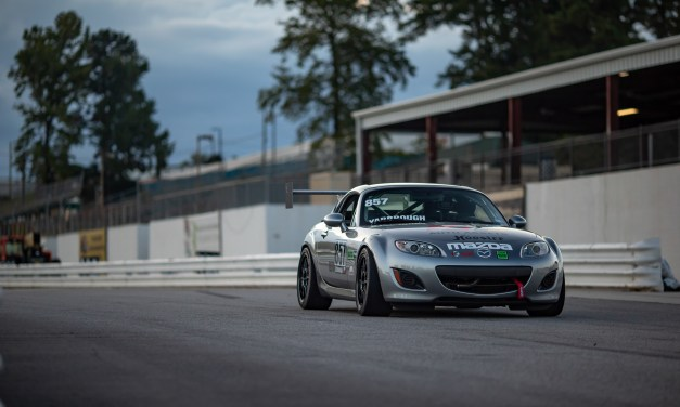 Derek Yarbrough's NC Miata