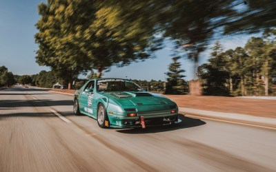 James Wood's FC Mazda RX7