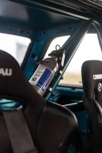 BMW E30 roll cage