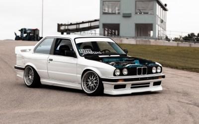 Sam Holzmann's E30 BMW