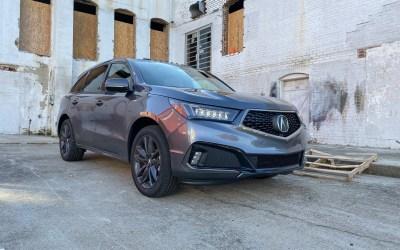 Acura MDX SH-AWD A-SPEC
