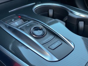 Acura MDX Aspec shift
