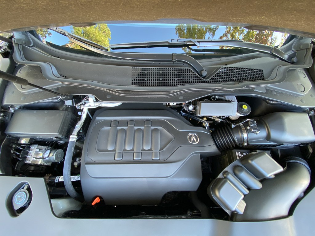Acura MDX Aspec 3.5 engine