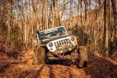 STEER SMARTS: Jeep steering upgrades for the JK/JKU
