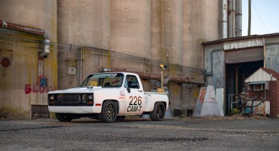 Turbo Diesel swapped Chevy C10