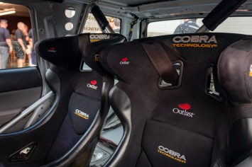 Forester Racing seats