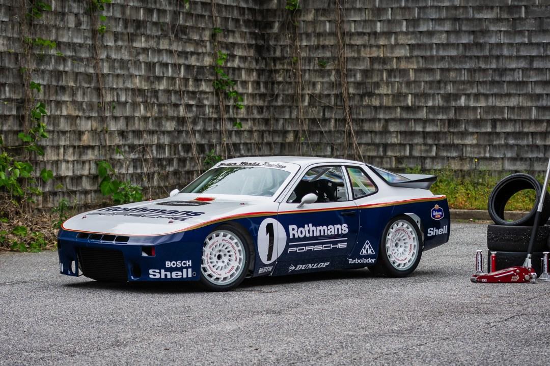 Motor Werks Racing Rothmans 944