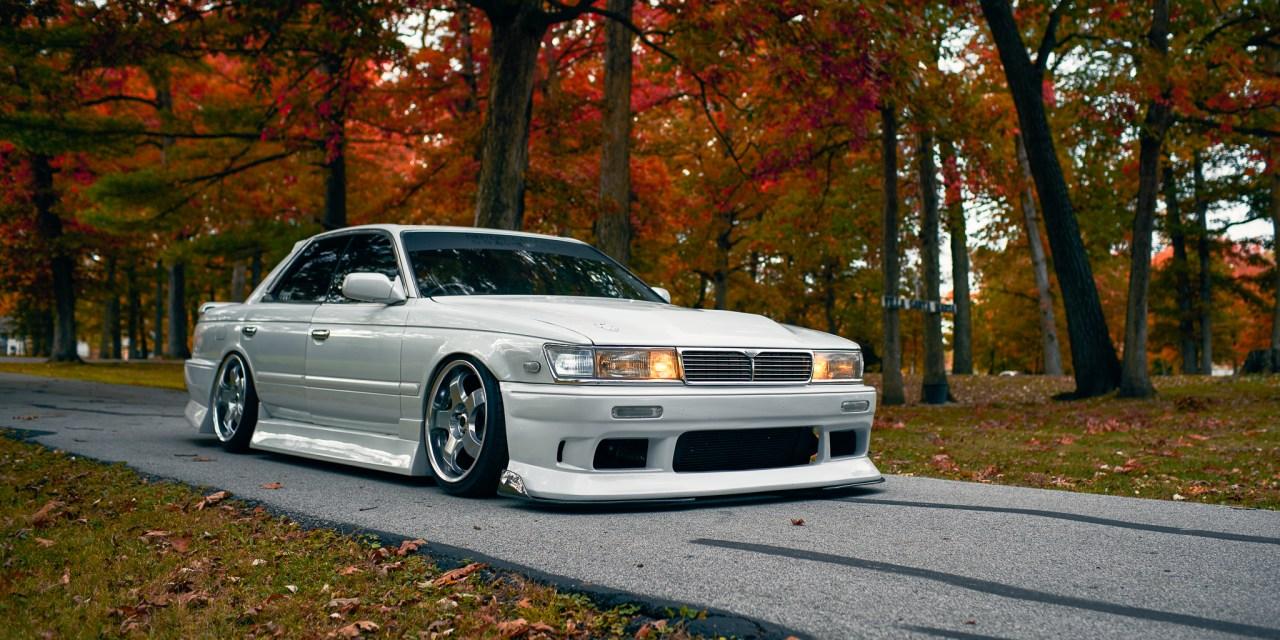 Nissan Laurel : The best we never had