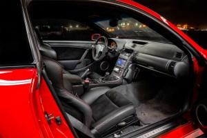 G35 recaro race seats
