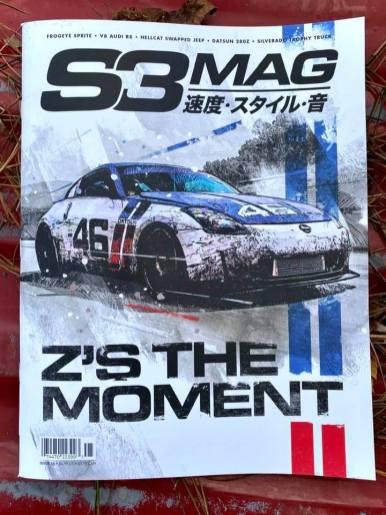 S3 Magazine Issue 55