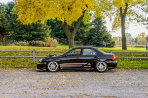 WRX Stance coilovers