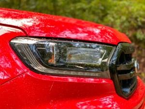Ford Ranger FX4 headlights