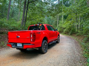 Ford Ranger FX4 offroad