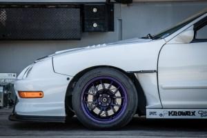 Integra wheels