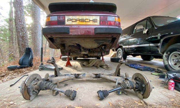 KW V3 COILOVERS FOR THE PORSCHE 944 – (PART 2 // REAR)