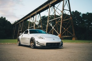 Boosted Performance 350z