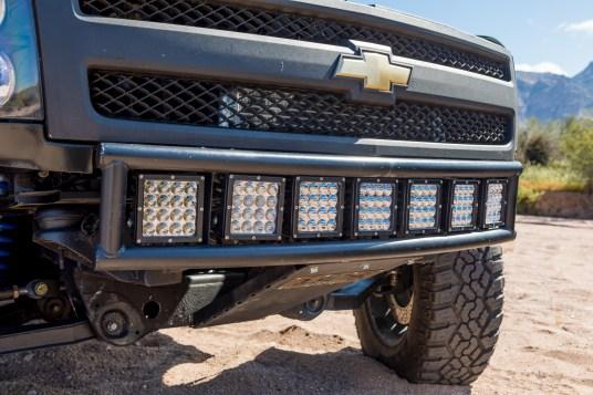 silverado bumper