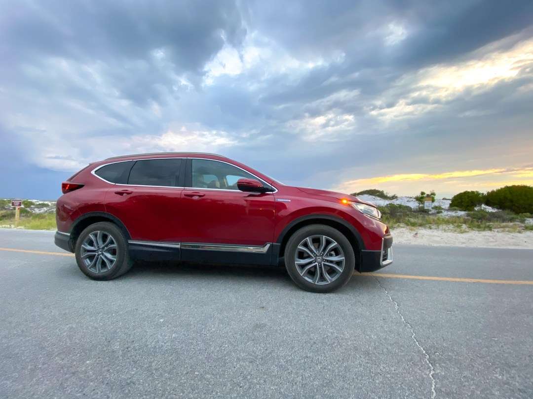 CR-V hybrid review