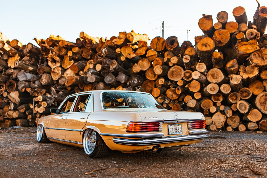 w116 Benz