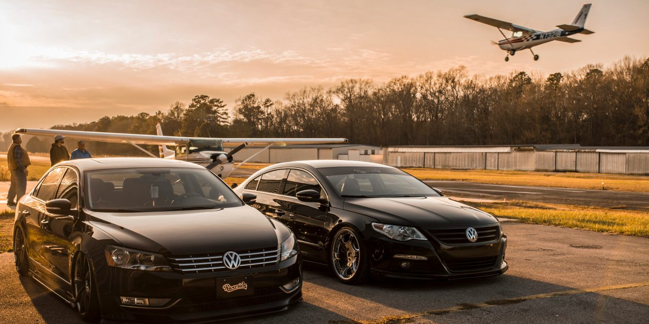 A Tale of Two Bagged Volkswagens