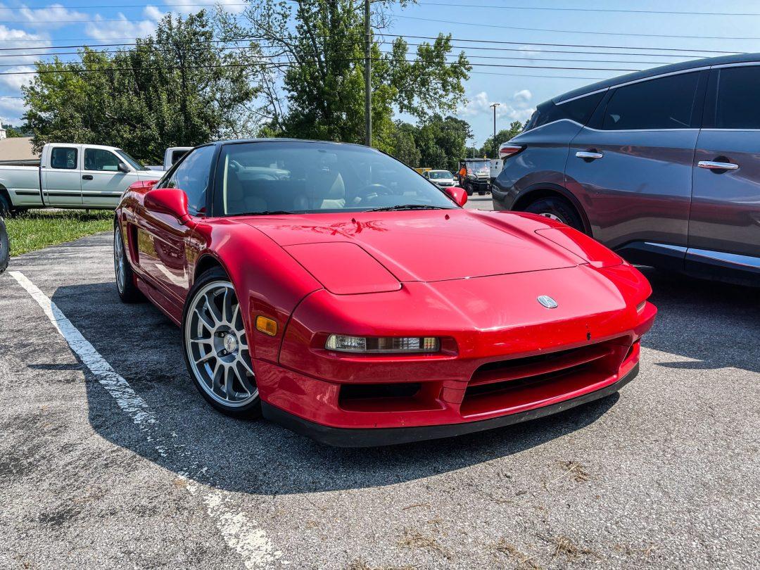 Red NSX, OZ Superleggera