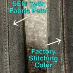 Stitching Before & After
