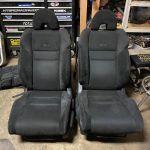 All Black FG2 Si Seats