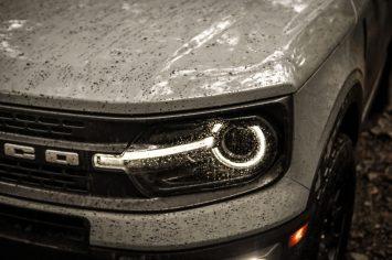 Bronco Sport Headlight Halo
