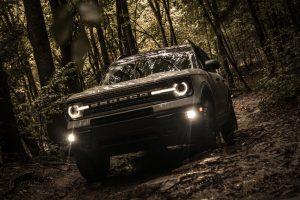 Bronco Sport Hillclimb