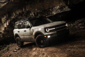 Bronco Sport Rock Climbing