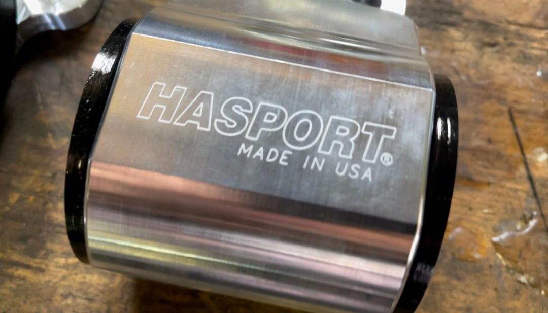 Hasport B Series Mount