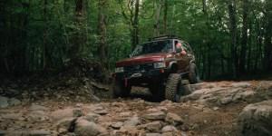 straight axle nissan pathfinder