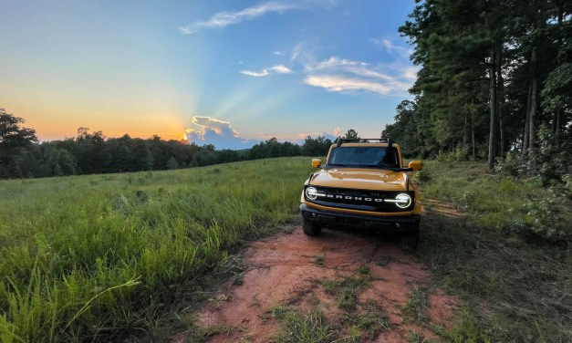 Ford Bronco Review