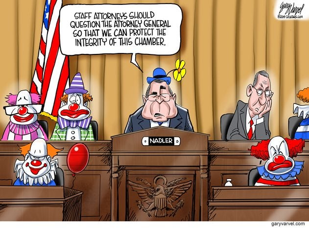 Image result for Jerrold Nadler cartoon