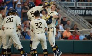Michigan takes down Vanderbilt, now one win from national title