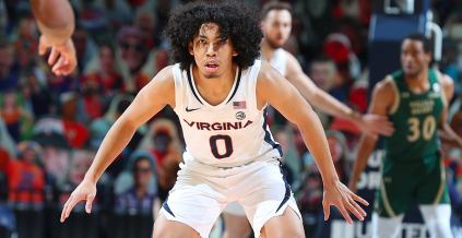 UVA's Kihei Clark named to Naismith Defensive Player of the Year watch list