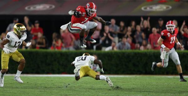 PFF has three Georgia players in 1st round of 2020 mock draft
