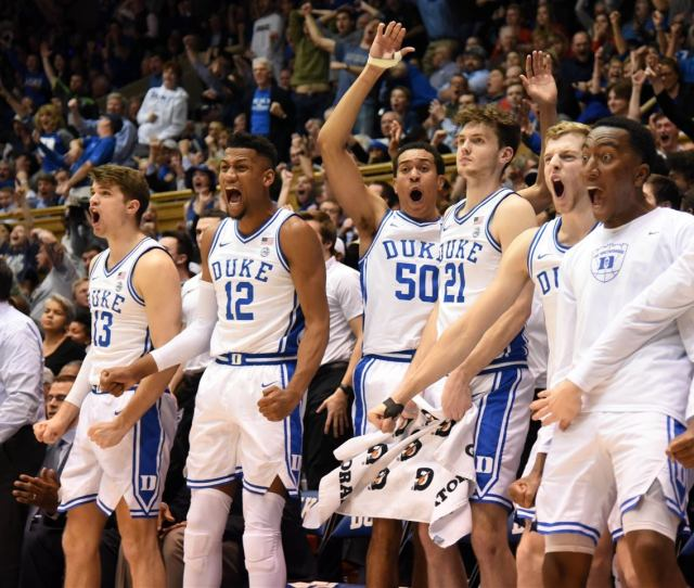 Duke Basketball Game Preview No  Duke V North Carolina