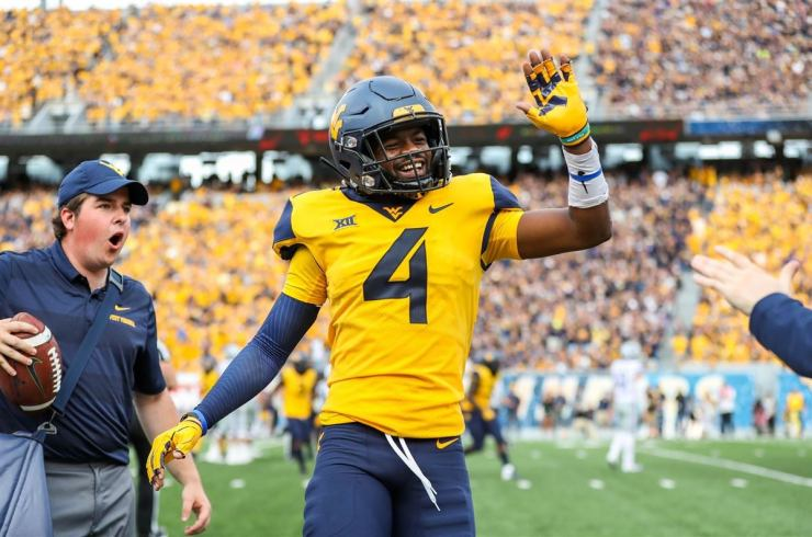 Image result for josh norwood wvu