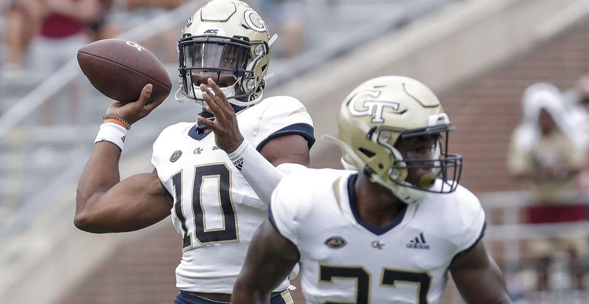 Jeff Sims, Georgia Tech, Dual-Threat Quarterback