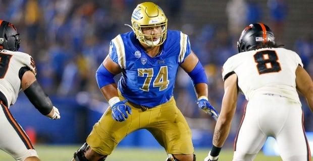 Sean Rhyan, UCLA, Offensive Tackle